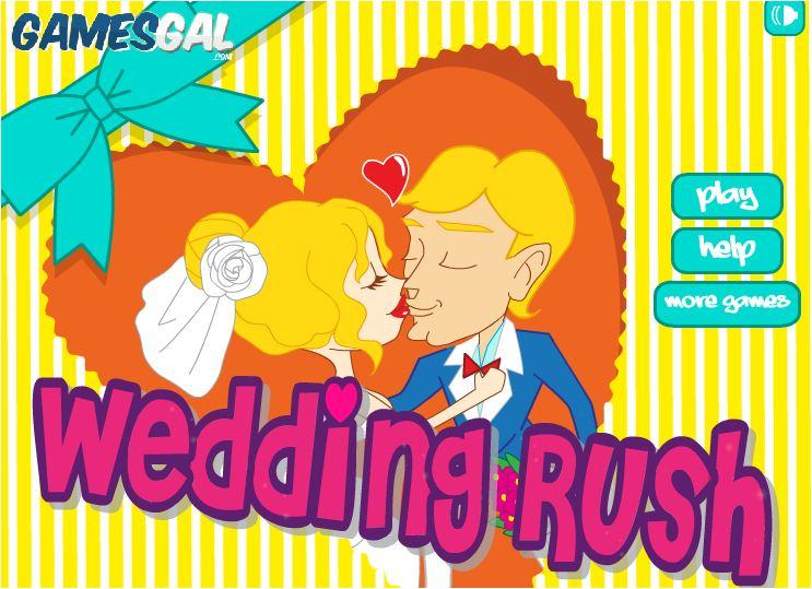 chơi game đám cưới vội vàng