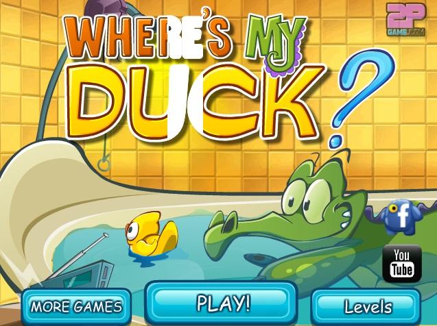 chơi game tắm cho cá sấu 2
