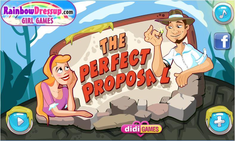 chơi game cầu hôn bạn gái