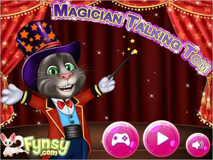 chơi game mèo Tôm ảo thuật