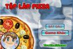 Trò chơi Tập làm piza
